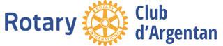 Rotary Club Argentan logo